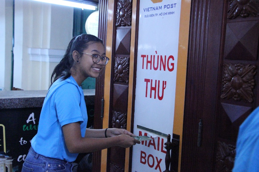 Overseas Learning Journey Ho Chi Minh City 2018